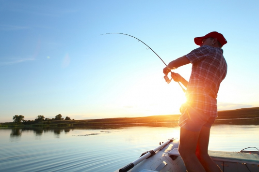 Catch the big one with Lake County's fishing website