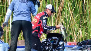 Major League Fishing recently filmed seven episodes in Lake County.