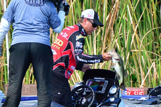Lake County featured on the world's most watched fishing show