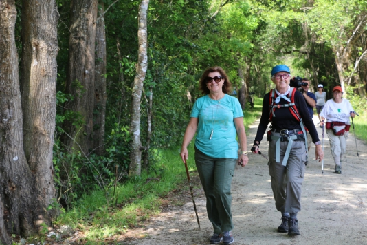 Lake Apopka Loop Trail is your link to nature