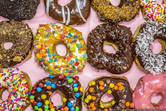 DONUT Miss Out on These Local Doughnut Spots in Lake County!