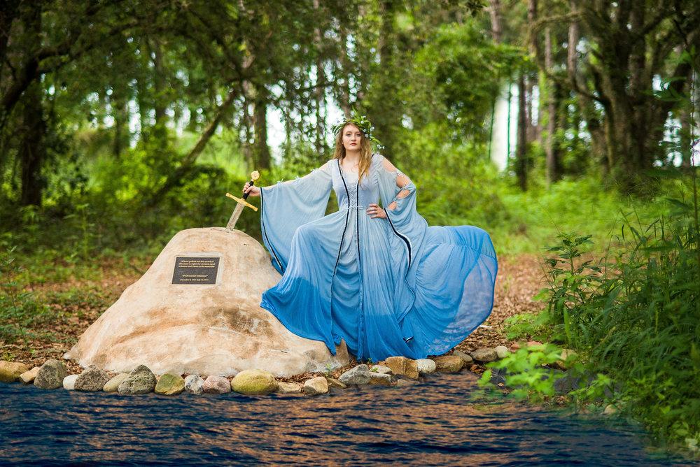 Renaissance Faire, Lady of the Lakes