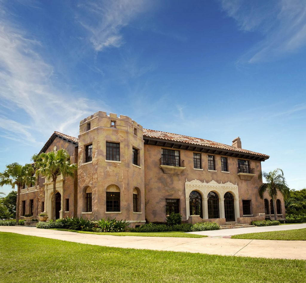 Howey Mansion