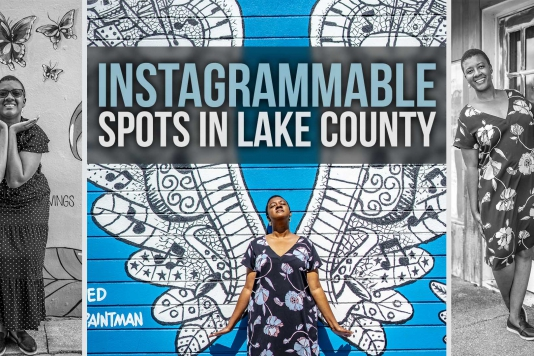 Check out Lake County's most Instagram-worthy spots