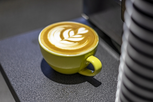 Local Lake County coffee spots that you'll love a latté