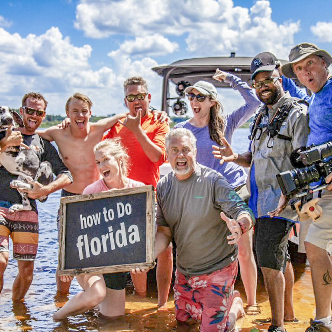 Lake County Featured in 'How to do Florida' TV series!
