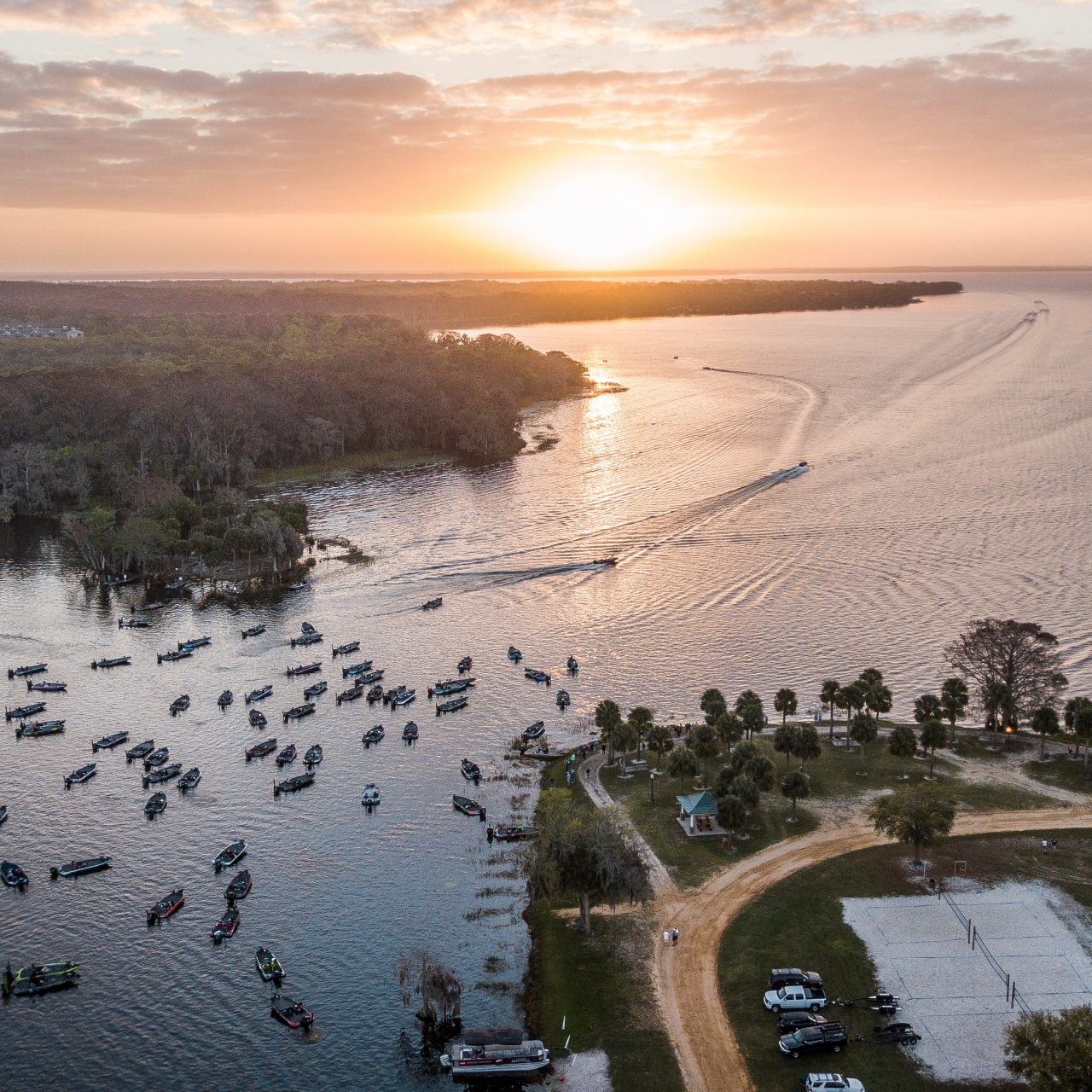 Harris Chain of Lakes selected to host 2020 FLW Tour event