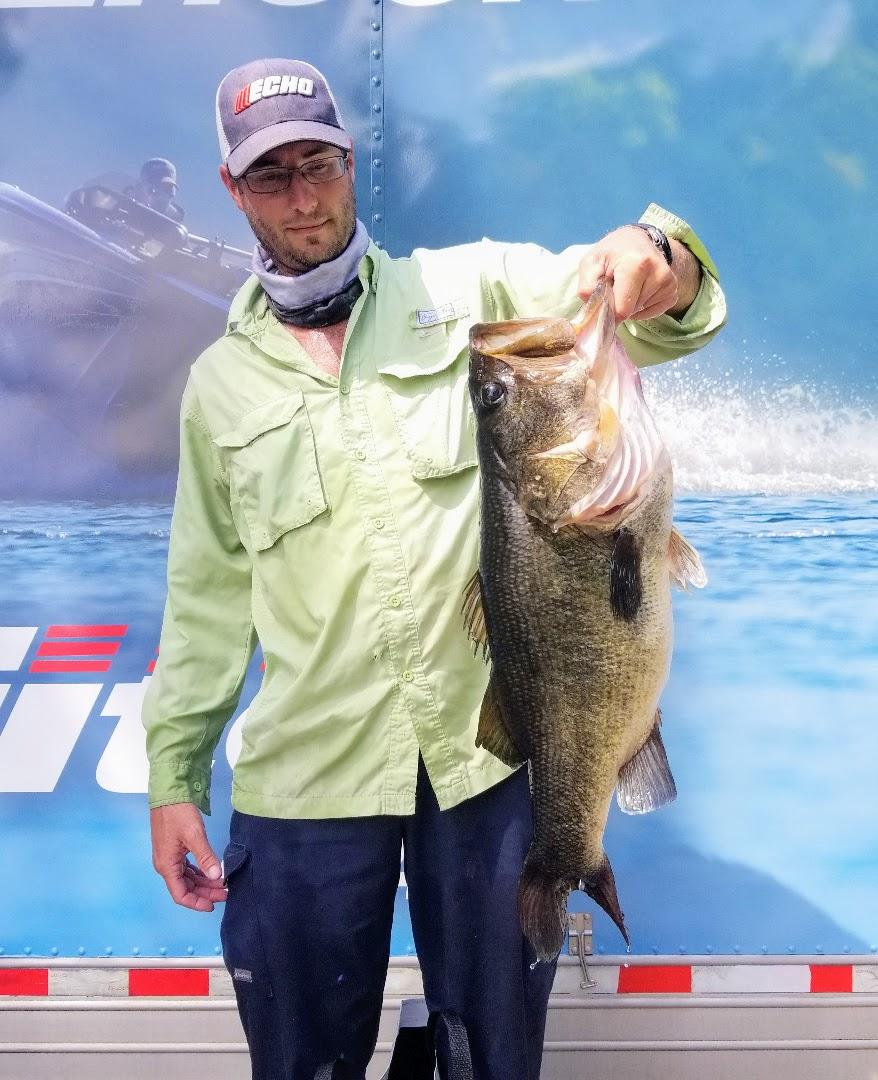 10 lbs 10 oz | Lake Harris | Robert Taylor