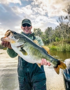 Top 5 Heaviest Bass Caught in Lake County, FL – February, 2019