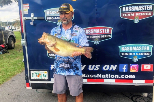 Top 5 Heaviest Bass Caught in Lake County, FL – October, 2019