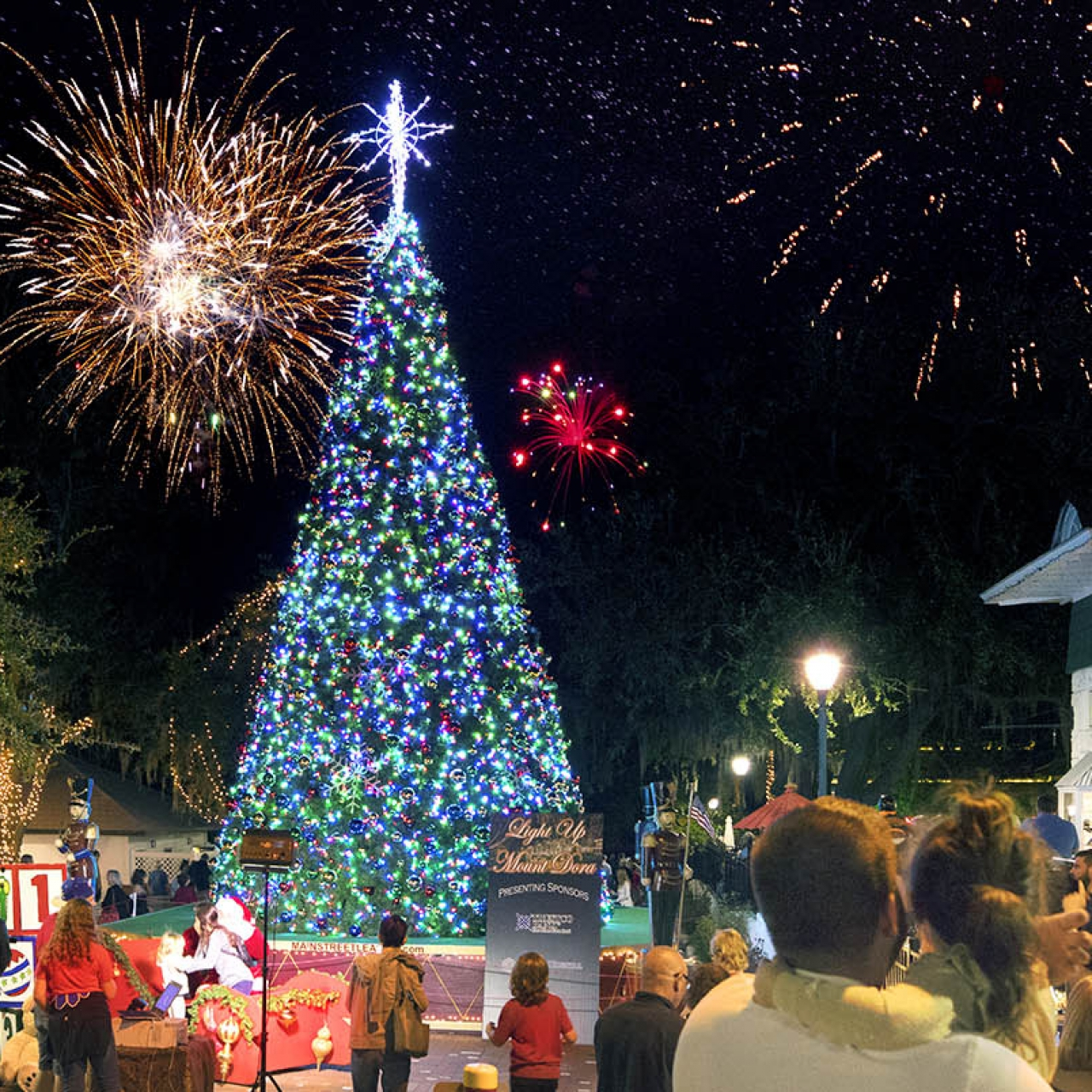 Happy Holiday Happenings in Lake County