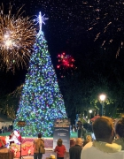 Where to see holiday lights in Lake County, FL