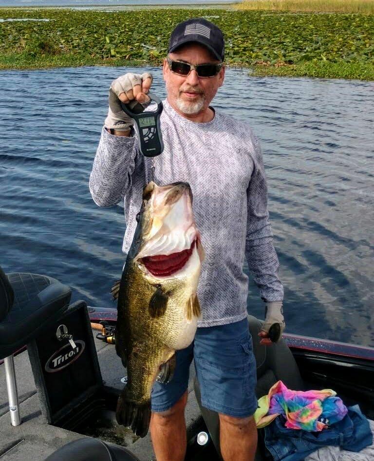 12 lbs 11 oz | Lake Yale | Garry Watkins