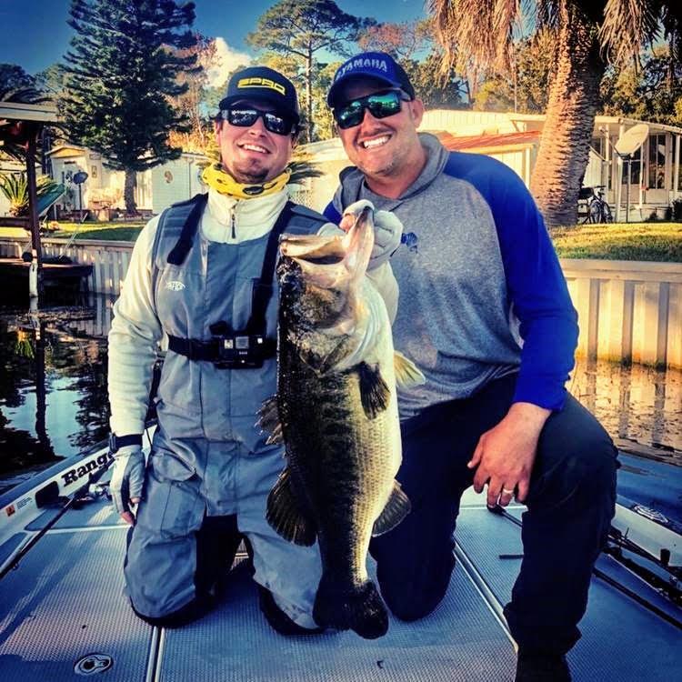11 lbs 3 oz | Lake Harris | Logan Smith