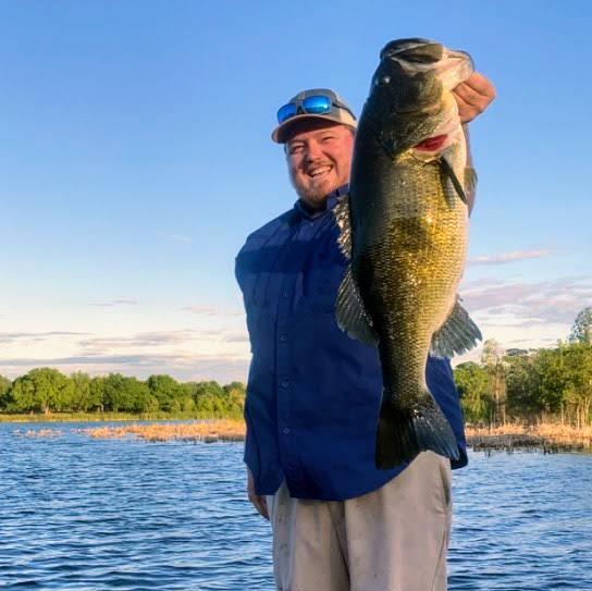 11 lbs 4 oz | Unnamed Lake | Noah Bates