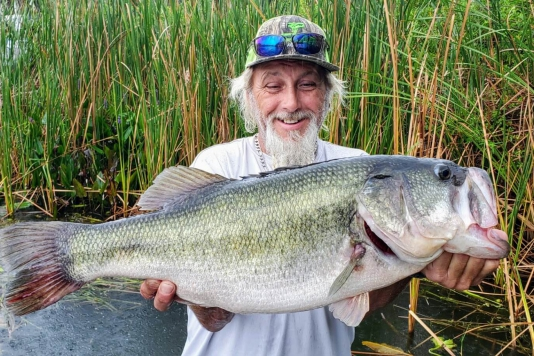 Top 5 Heaviest Bass Caught in Lake County, FL – July, 2020