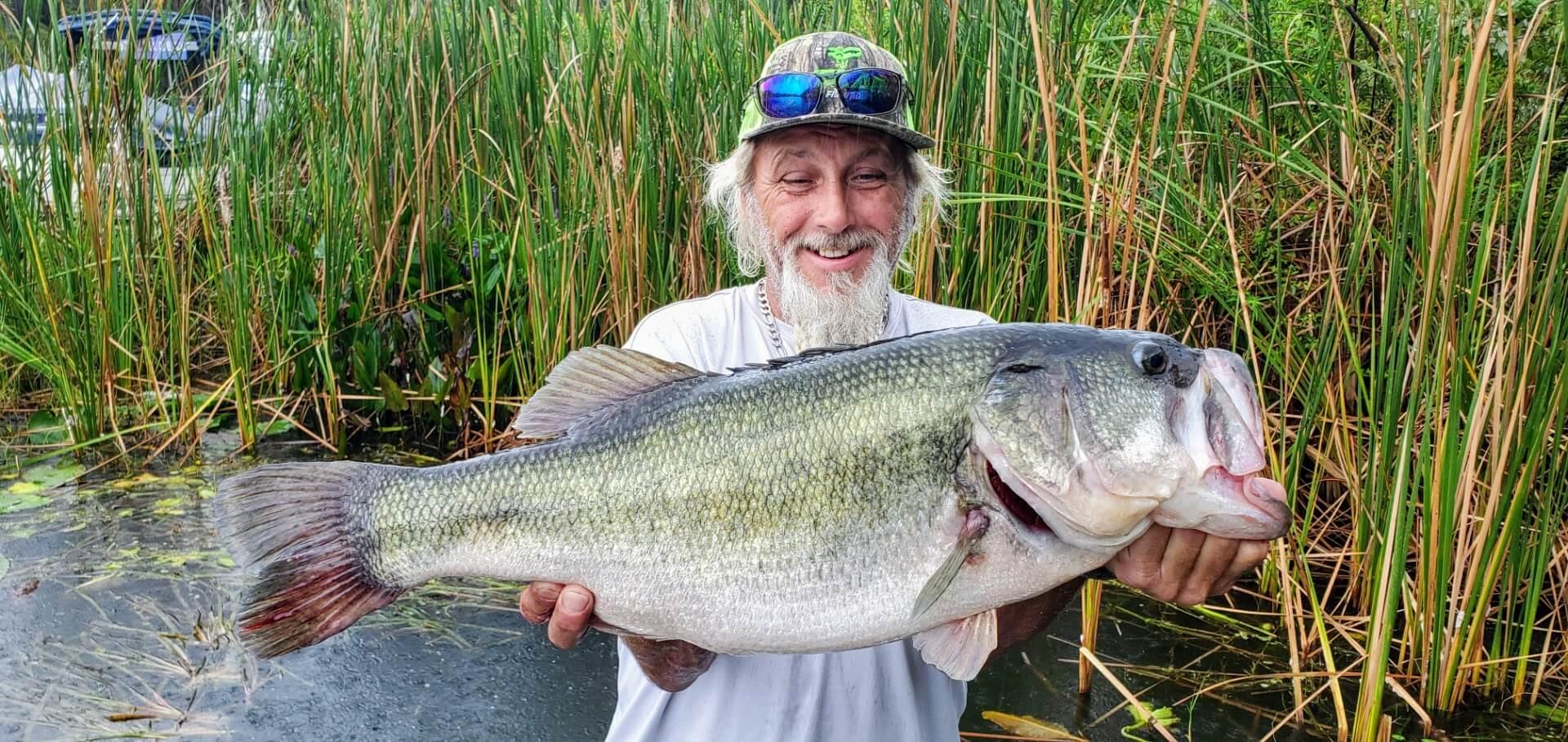 10 lbs 6 oz | Lake Harris | Benjamin Widerman