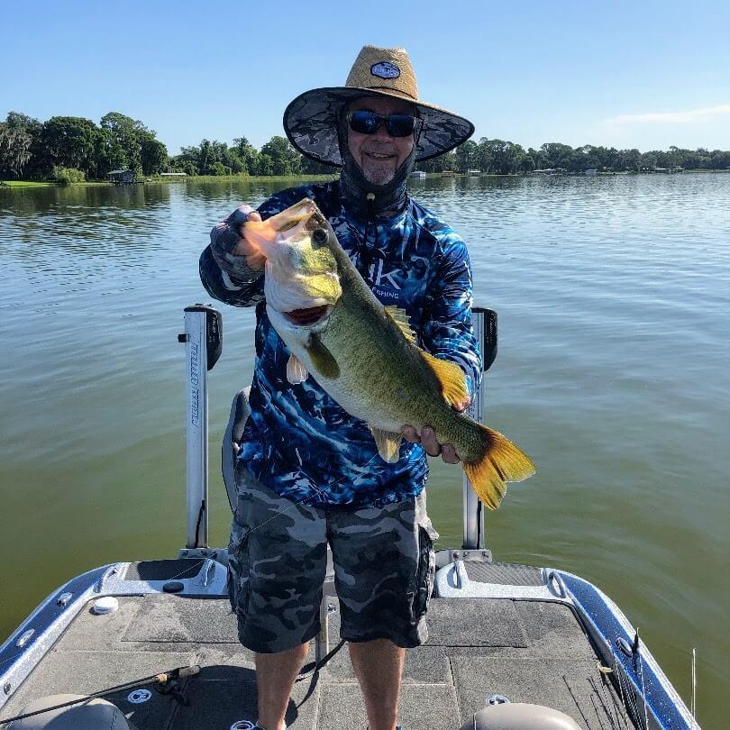 9 lbs 1 oz | Lake Dora | Michael Peterson