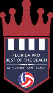 Florida Pro Best of the Beach event logo