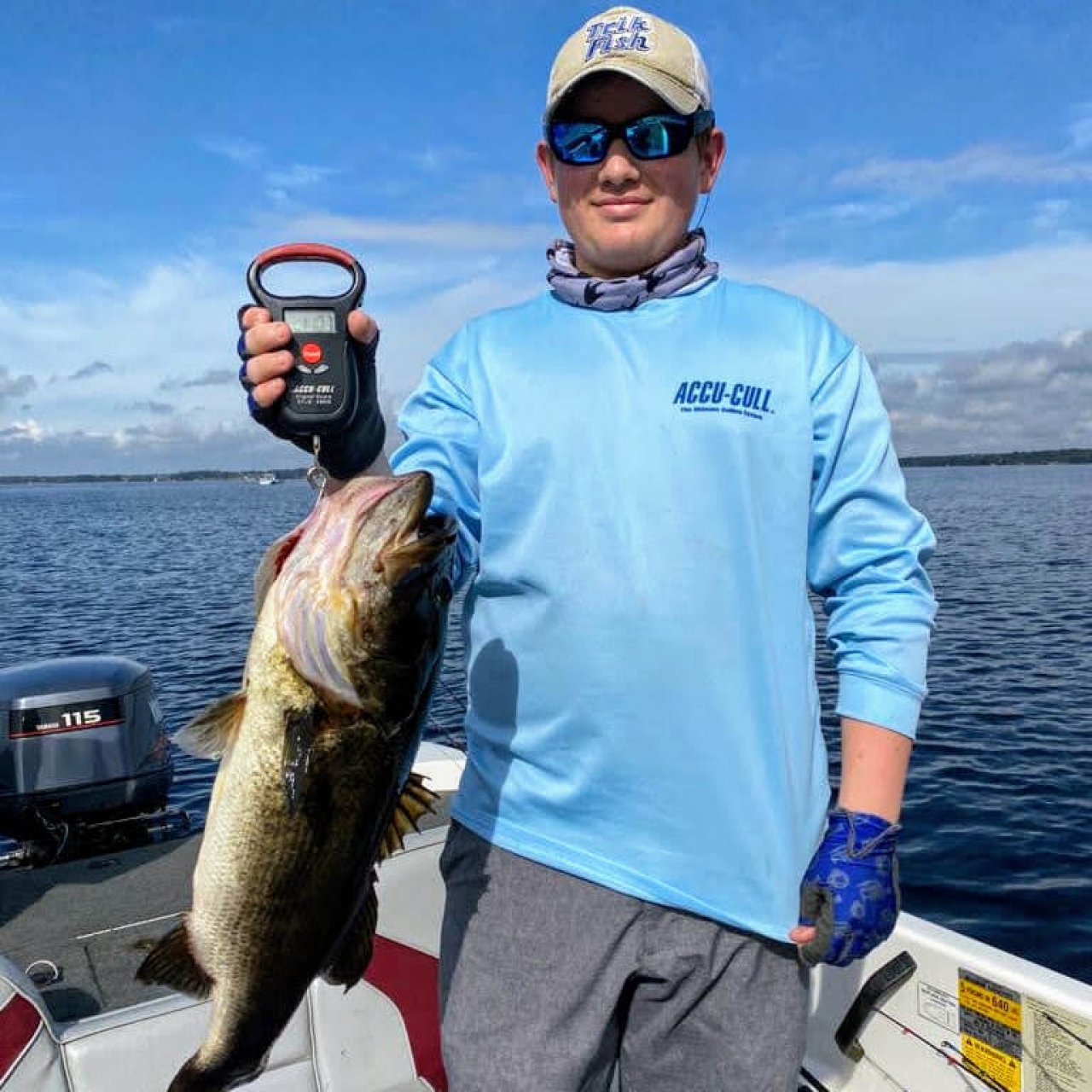 Top 5 Heaviest Bass Caught in Lake County, FL – November, 2020