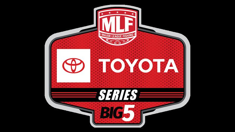Major League Fishing BIG5 Toyota Series Logo