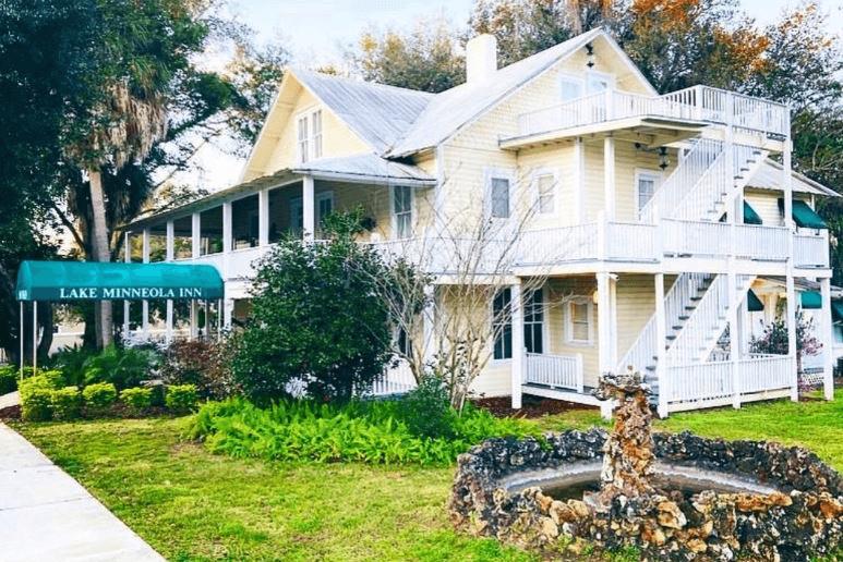 Photo of Lake Minneola Inn, Clermont.