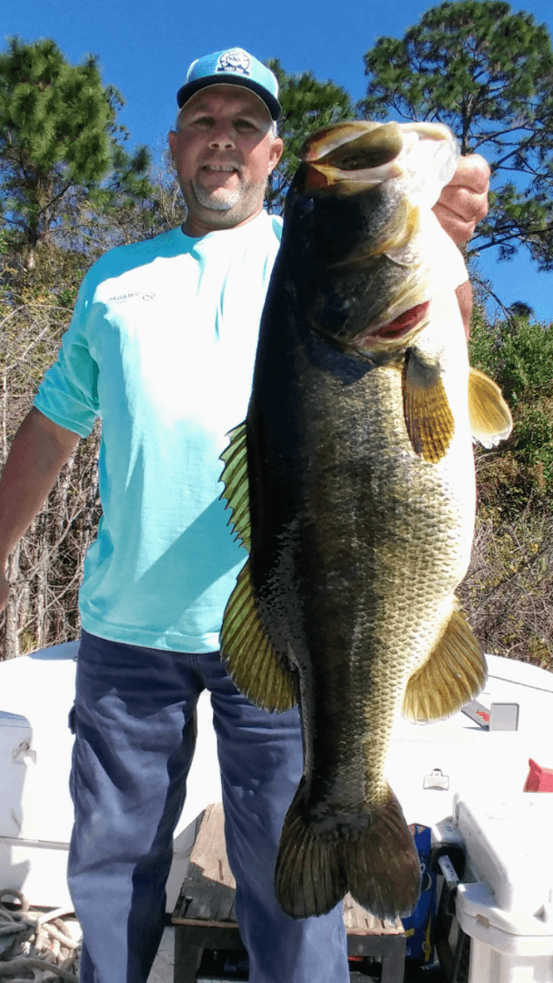 10 lbs 13 oz | Unnamed Lake | Robert Rahn