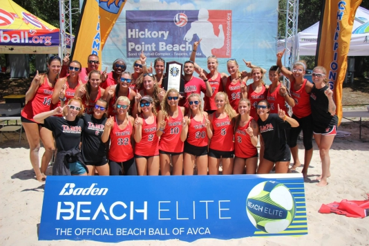 Lake County to host national beach volleyball championships