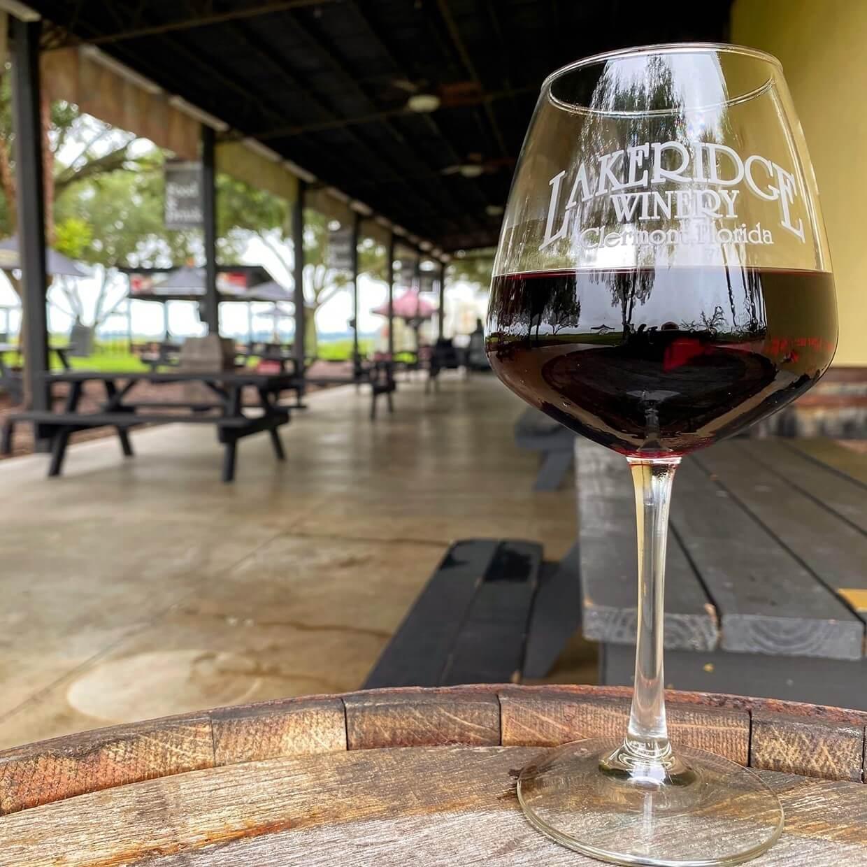 Lakeridge Winery & Vineyards.