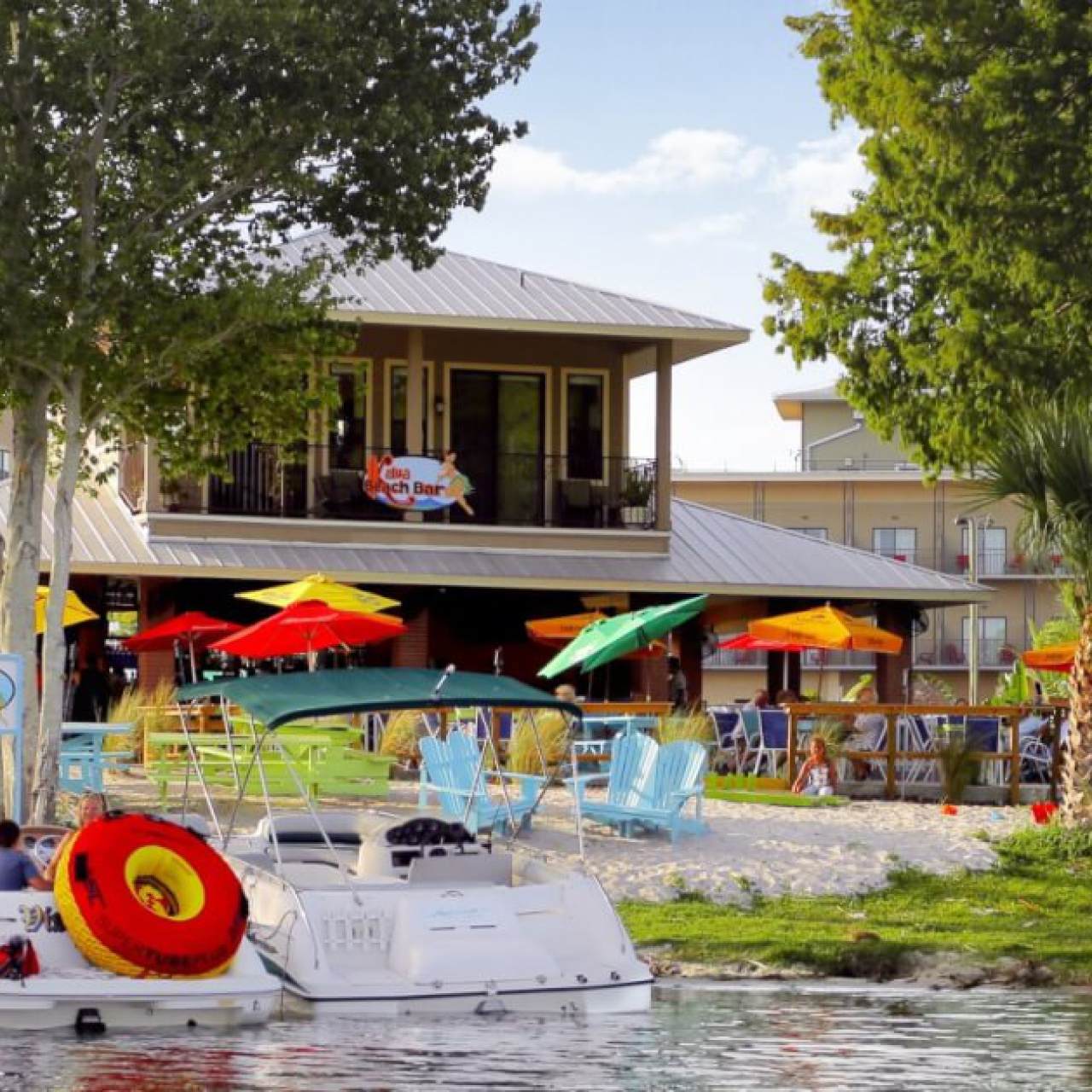 Lake County's Top Restaurants with Outdoor Patios